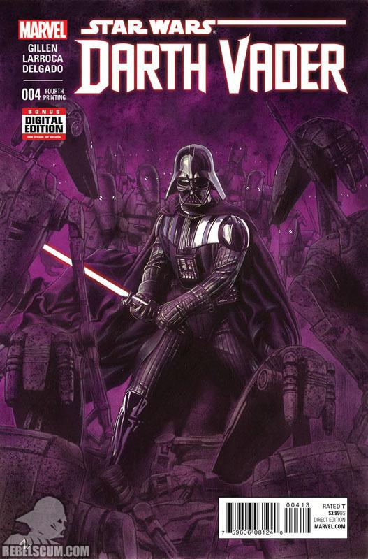 Darth Vader 4 (4th printing - November 2015)