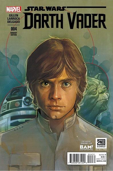 Darth Vader 4 (Phil Noto Books-A-Million variant)