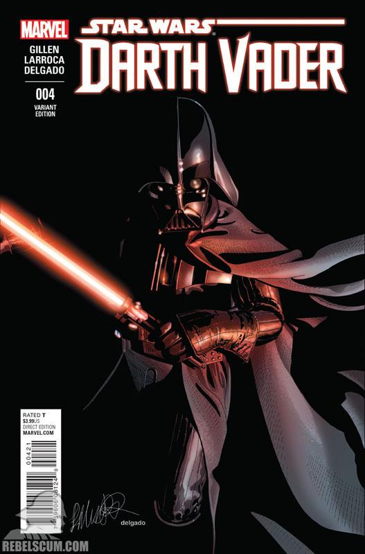 Darth Vader 4 (Salvador Larroca variant)