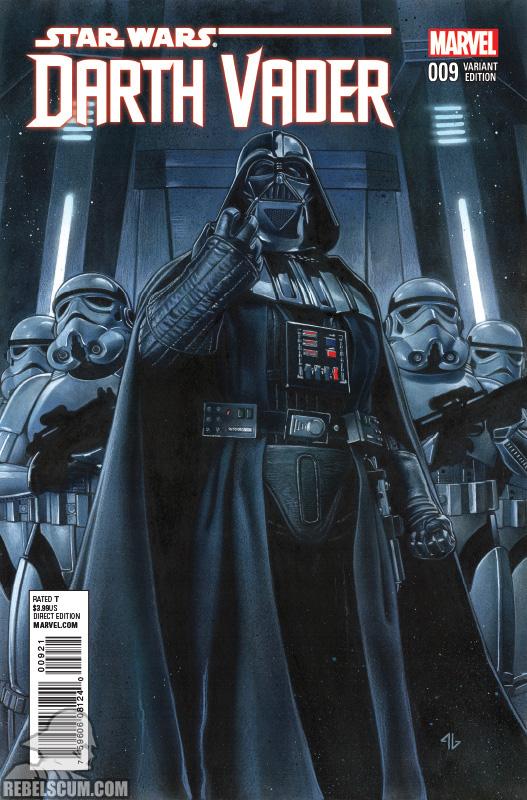 Darth Vader 9 (Adi Granov variant)