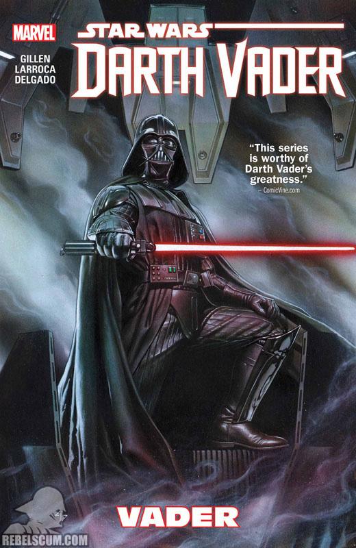 Darth Vader (2015) Trade Paperback #1