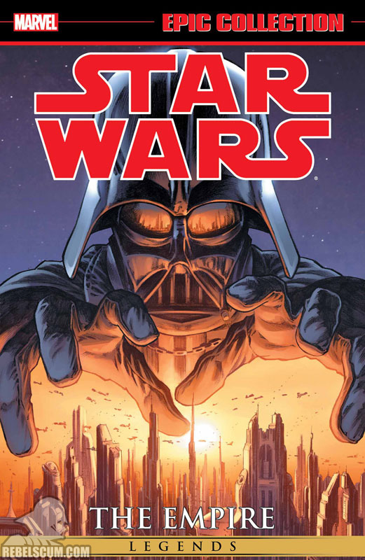 Star Wars Legends Epic Collection: The Empire Trade Paperback #1