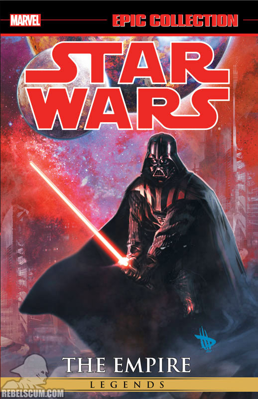 Star Wars Legends Epic Collection: The Empire Trade Paperback #2