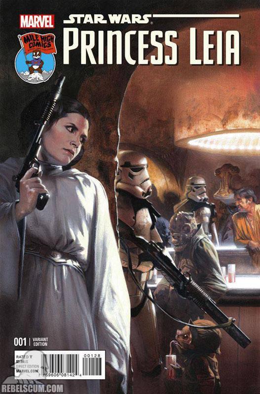 Princess Leia 1 (Gabrielle Dell
