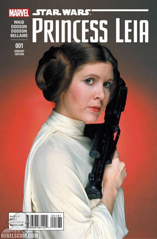 Princess Leia 1 (Movie variant)
