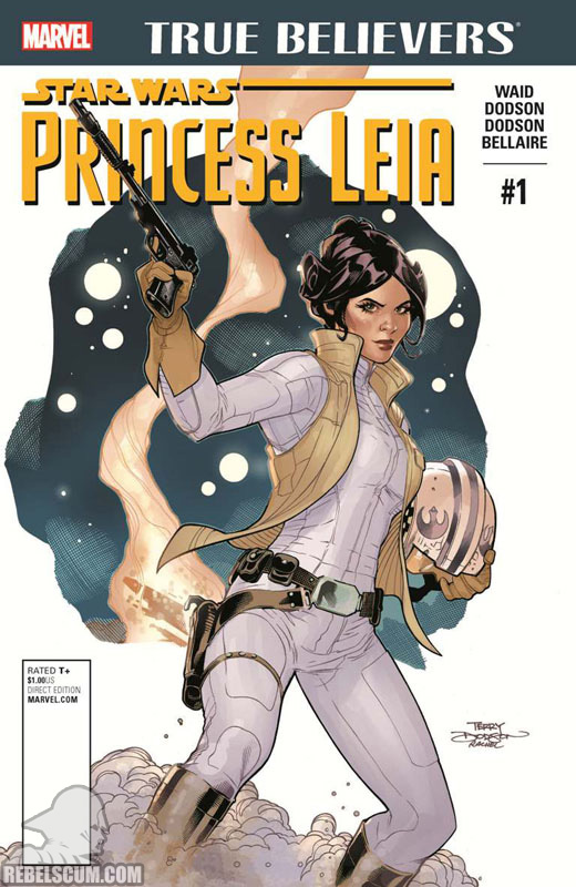 True Believers: Princess Leia #1