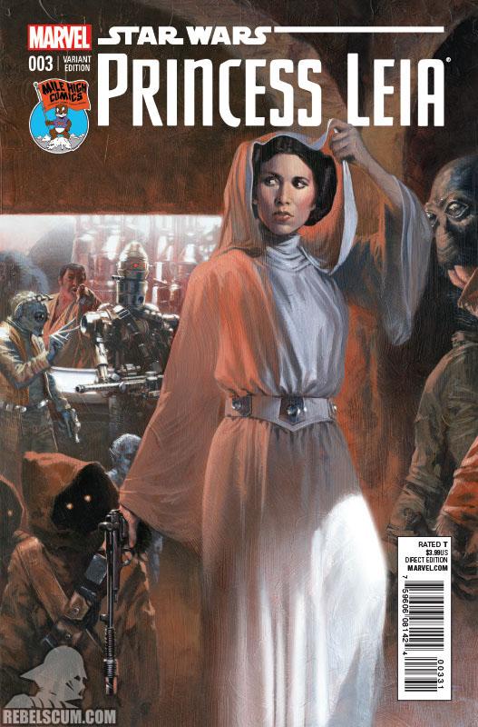 Princess Leia 3 (Gabriele Dell