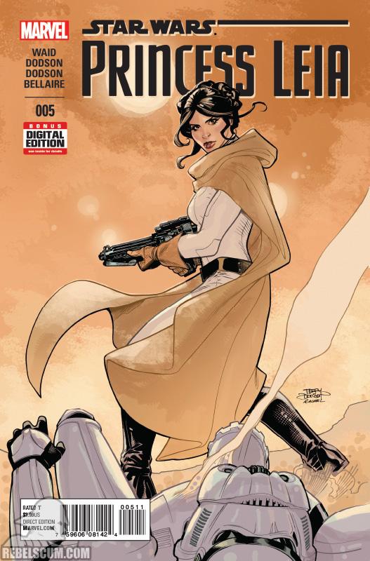 Princess Leia #5