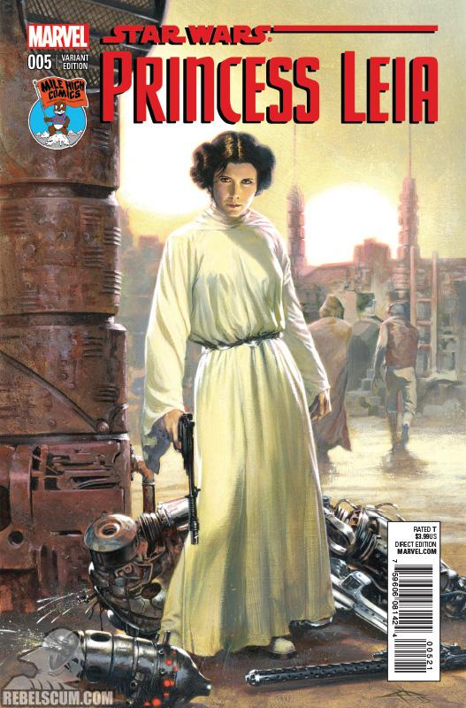 Princess Leia 5 (Gabriele Dell