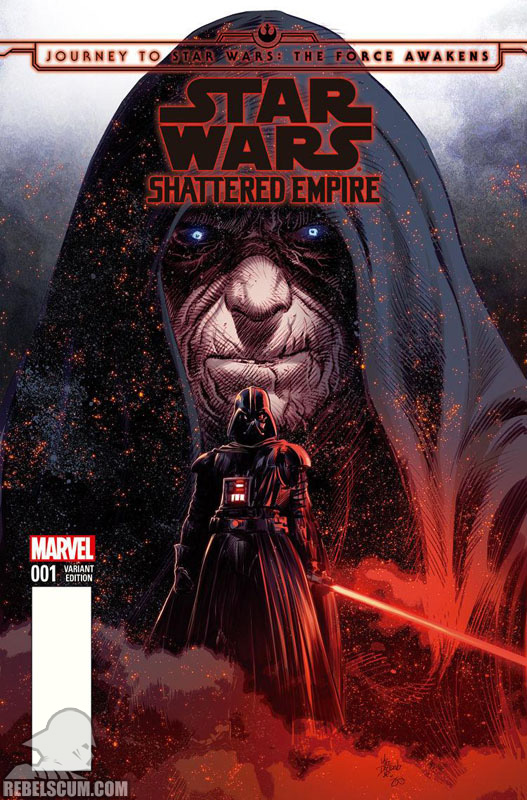 Shattered Empire 1 (Mike Deodato Comics*POP variant)