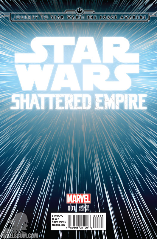 Shattered Empire 1 (Hyperspace variant)