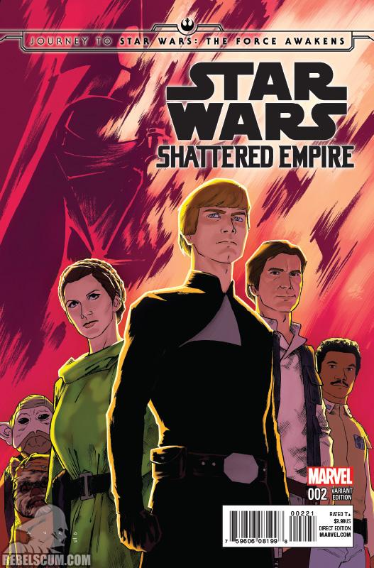 Shattered Empire 2 (Kris Anka variant)