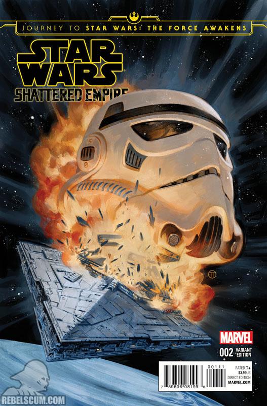 Shattered Empire 2 (Julian Totino Tedesco variant)