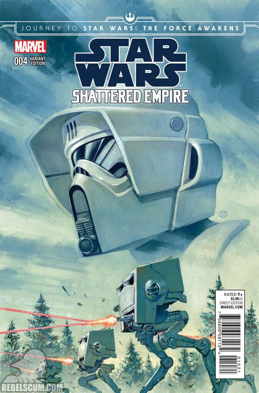 Shattered Empire 4 (Julian Totino Tedesco variant)