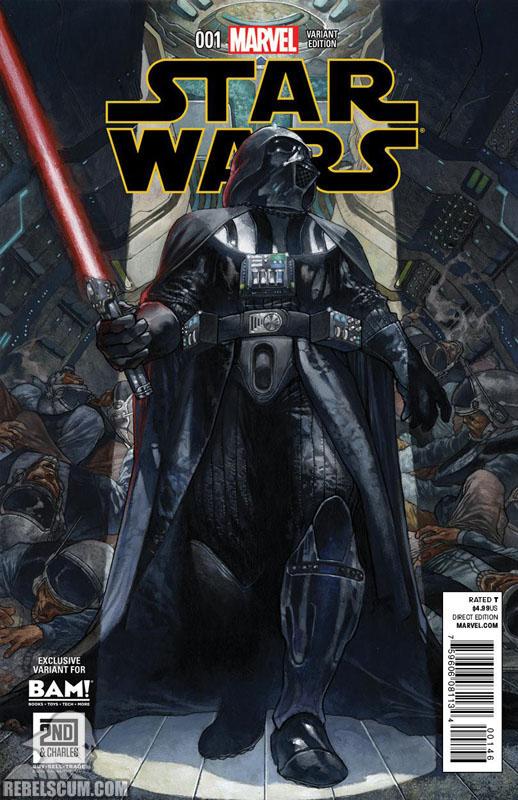Star Wars 1 (Simone Bianchi Books A Million variant)