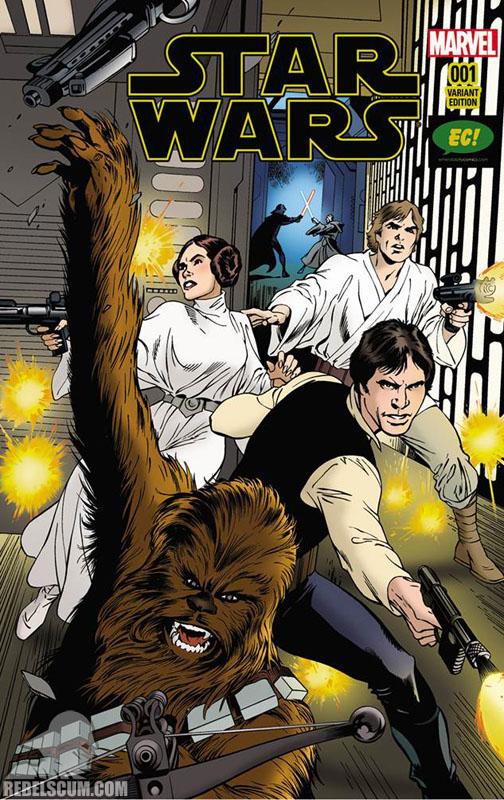 Star Wars 1 (Alan Davis Emerald City variant)