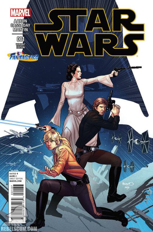 Star Wars 1 (Paul Renaud Fantastico variant)