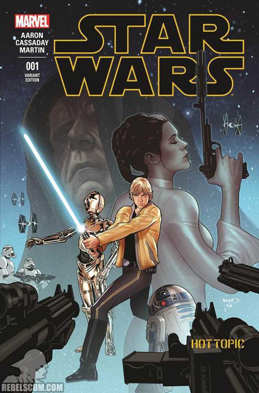 Star Wars 1 (Paul Renaud Hot Topic variant)
