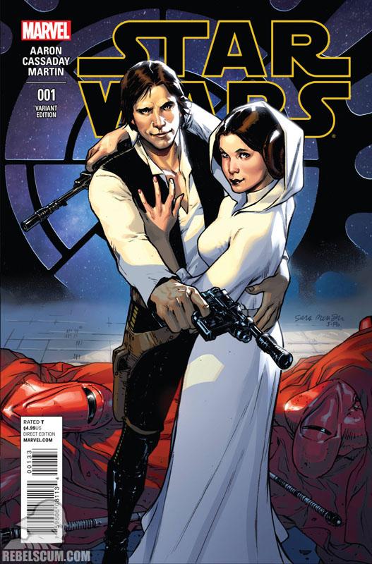 Star Wars 1 (Sara Pichelli variant)