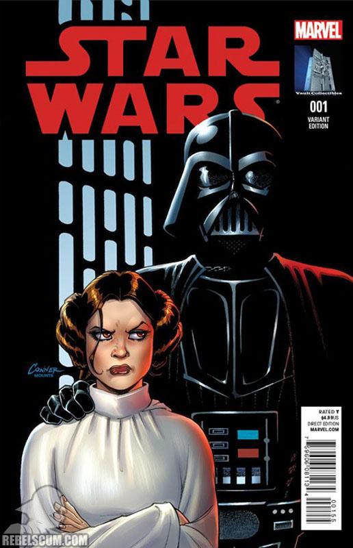 Star Wars 1 (Amanda Conner Vault Collictibles variant)
