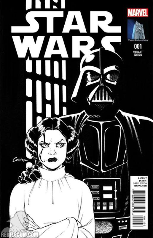 Star Wars 1 (Amanda Conner Vault Collictibles sketch variant)