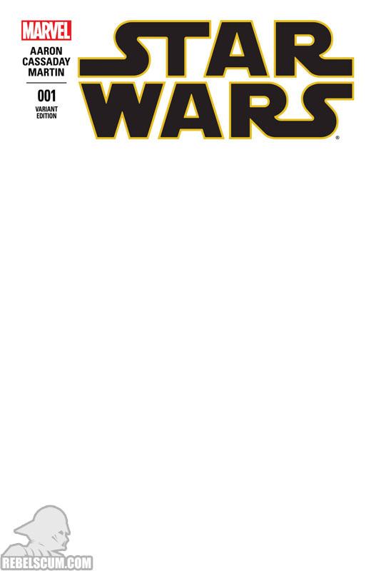 Star Wars 1 (Blank variant)