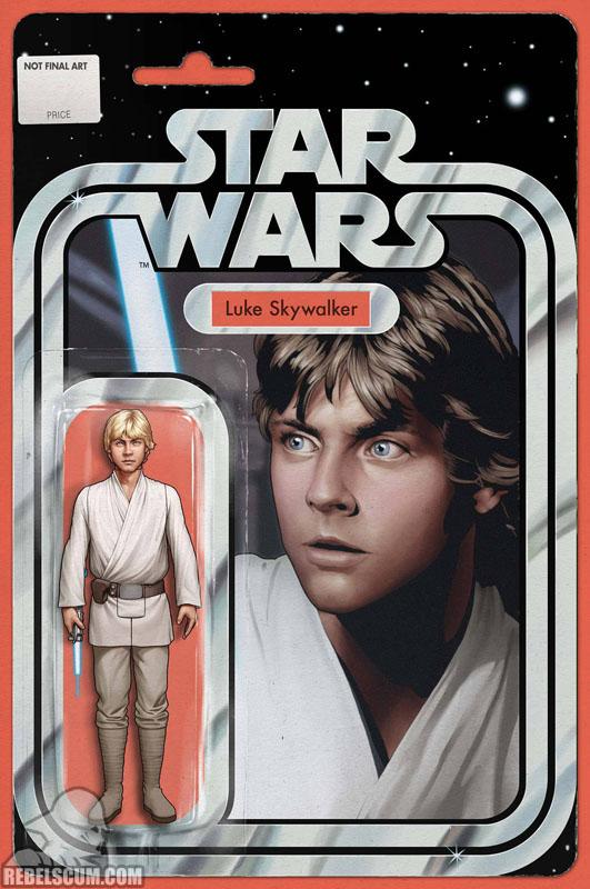 Star Wars 1 (John Tyler Christopher Action Figure variant)