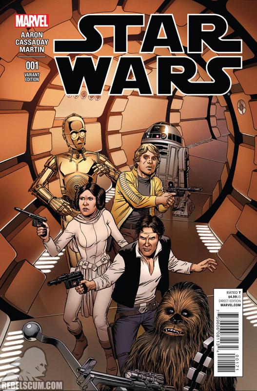 Star Wars 1 (Bob McLeod variant)