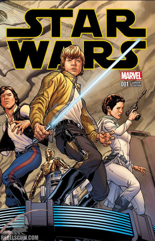 Star Wars 1 (Joe Quesada variant)