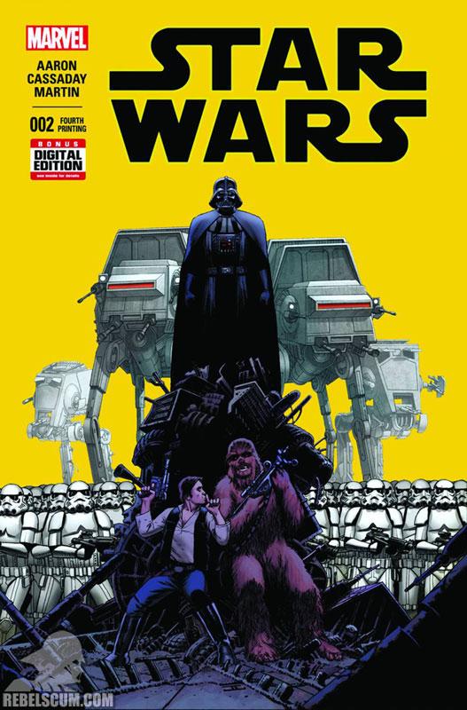 Star Wars 2 (4th printing - May 2015)