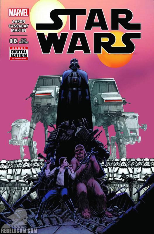Star Wars 2 (5th printing - June 2015)