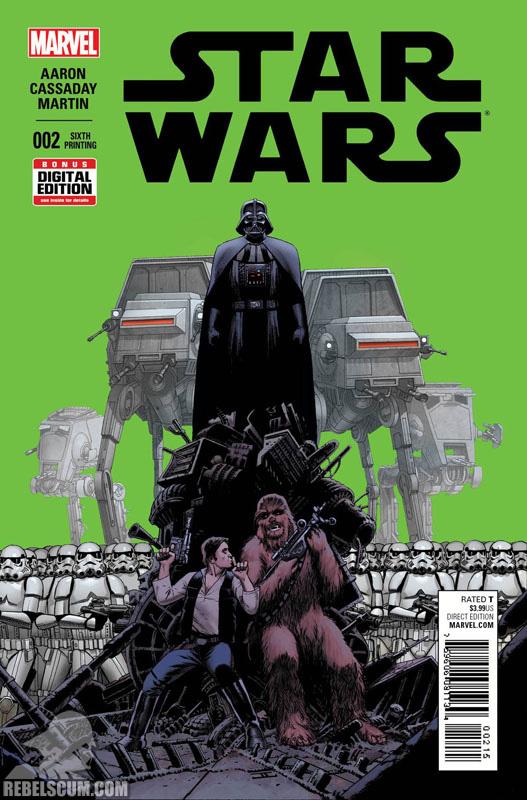 Star Wars 2 (6th printing - November 2015)