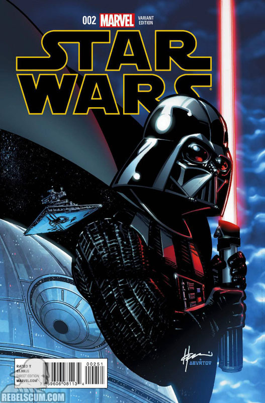 Star Wars 2 (Howard Chaykin variant)