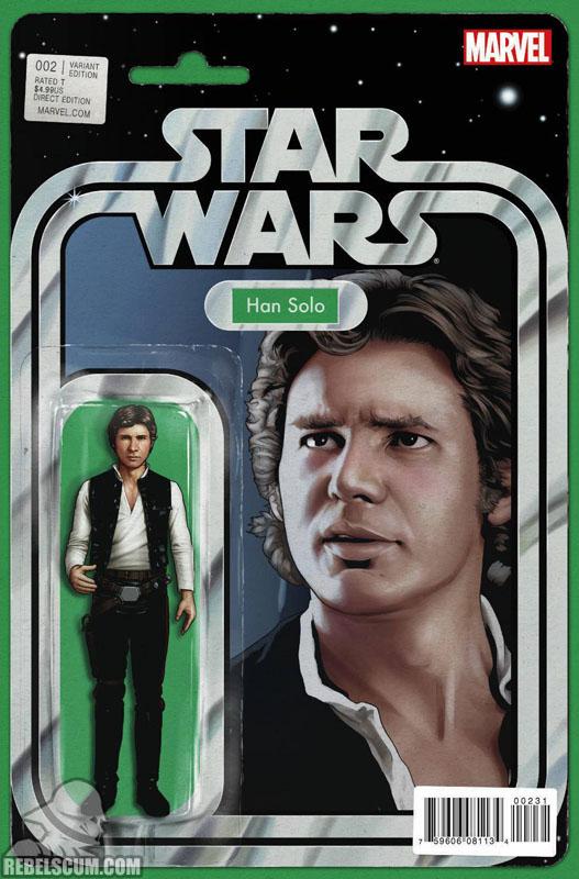 Star Wars 2 (John Tyler Christopher Action Figure variant)