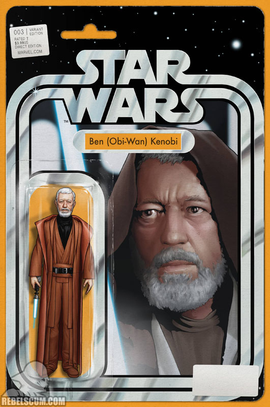 Star Wars 3 (John Tyler Christopher Action Figure variant)