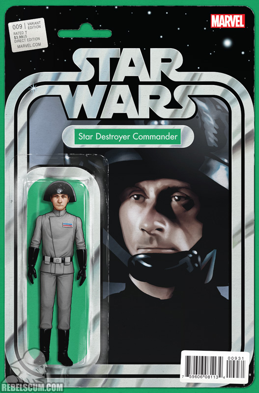 Star Wars 9 (John Tyler Christopher action figure variant)