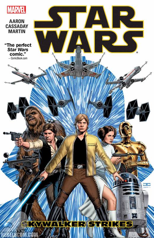 Star Wars (2015) Trade Paperback #1