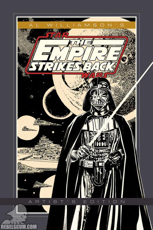 Al Williamson's The Empire Strikes Back Artist's Edition
