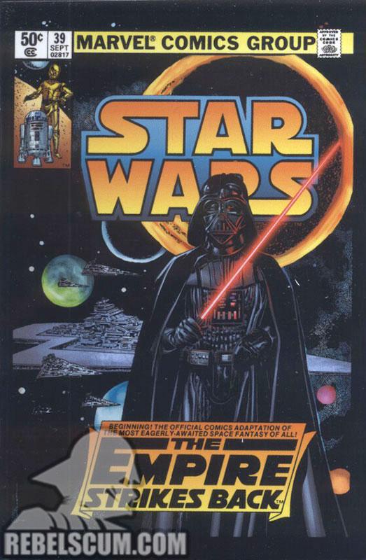 Micro Comic Star Wars 39