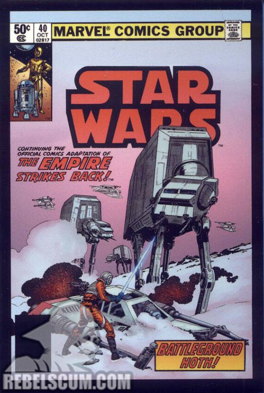 Micro Comic Star Wars 40