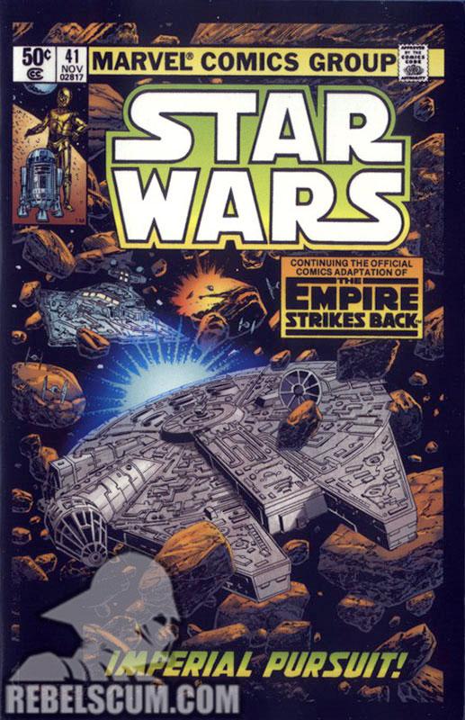 Micro Comic Star Wars 41