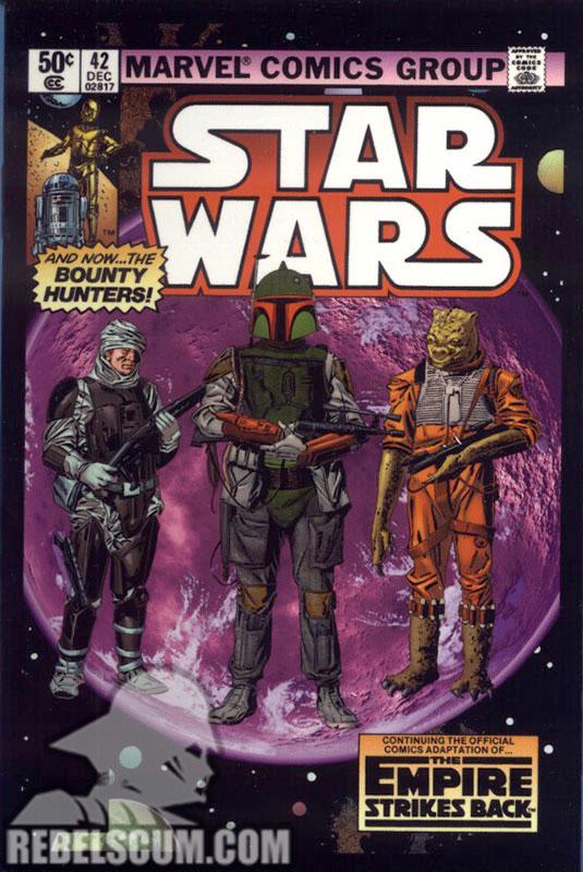 Micro Comic Star Wars 42
