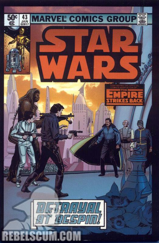 Micro Comic Star Wars 43