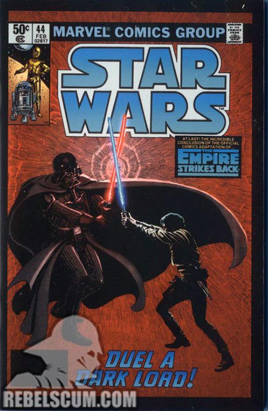 Micro Comic Star Wars 44
