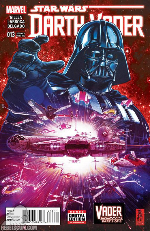 Darth Vader 13 (2nd printing - February 2016)