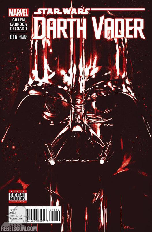 Darth Vader 16 (2nd printing - March 2016)