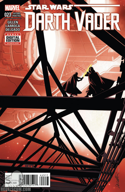 Darth Vader 23 (2nd printing - September 2016)