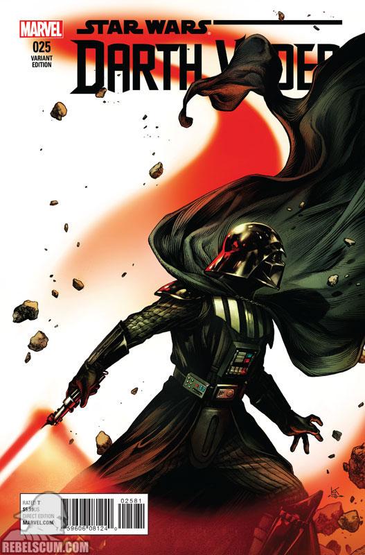 Darth Vader 25 (Kamome Shirahama variant)