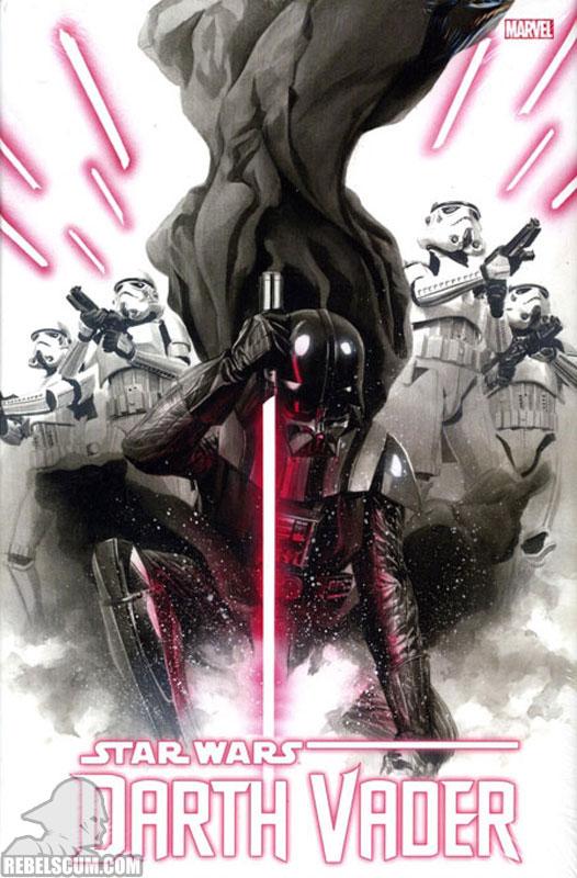 Darth Vader Vol 1 Hardcover (Alex Ross Direct Market variant)