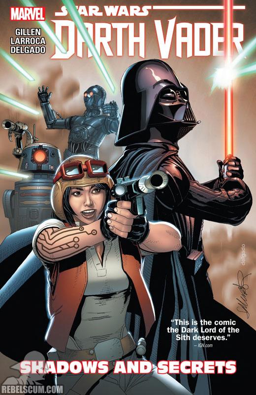 Darth Vader (2015) Trade Paperback #2
